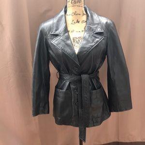 🔥Sale🔥Jim & MaryLou Leather Jacket